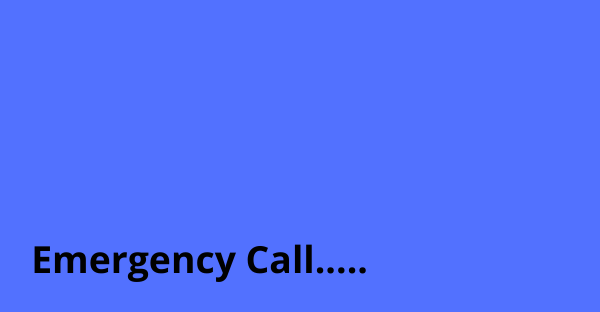 Emergency Contact Setup in Smart Phone